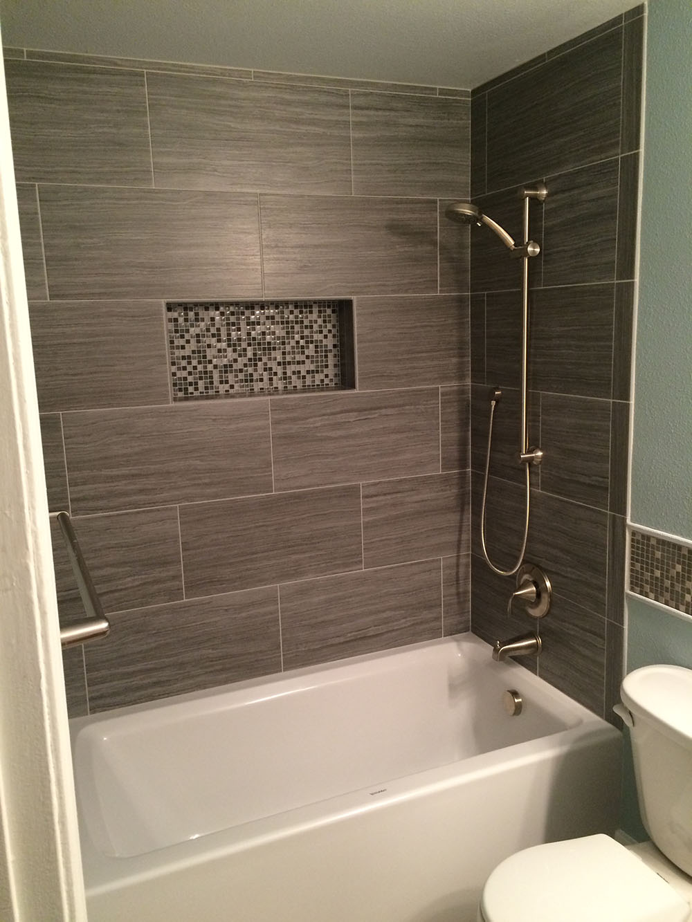Black Cat Design Build Llc Project Hall Bath Upgrade